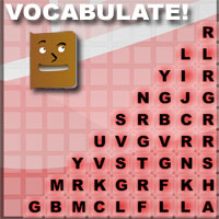 Vocabulate Logo